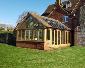 Oak Garden Room in Kent